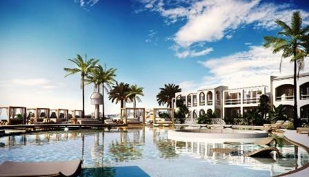 Hotel Destino, el nuevo alojamiento del grupo Pachá en la isla de Ibiza