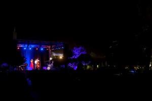 Ibiza Gran Hoel actuacion fiesta