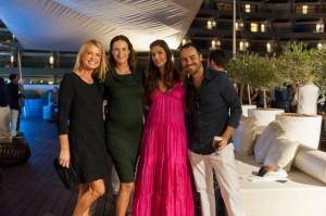 fiesta en el Ibiza Gran Hotel