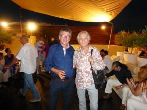 Calos Martorell y Lucas Prats en Ibiza Gran Hotel