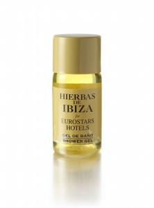 gel de baño de Hierbas de Ibiza en Eurostars