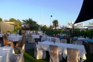 restaurante Cavalli Ibiza comedor