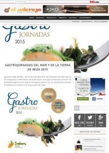 El Aderezo Hola.com GastroJornadas Ibiza