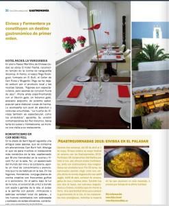 GastroJornadas 2015 Balearia