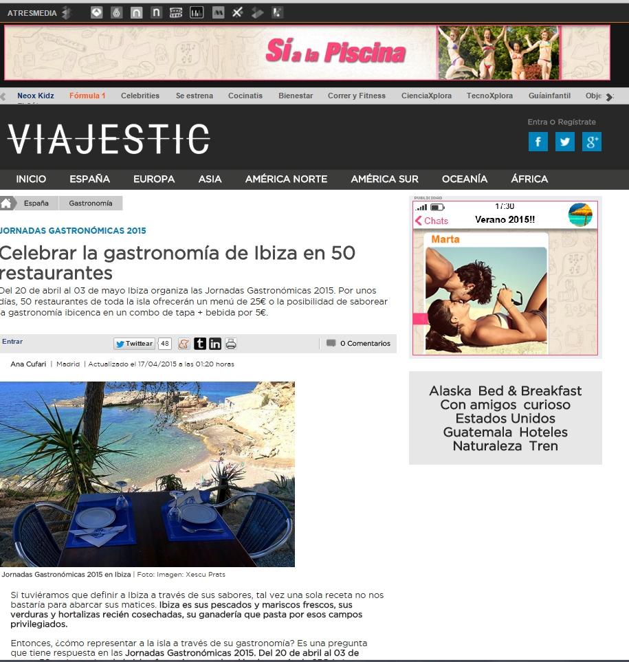 Viajestic Atresmedia