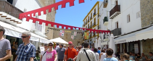 Feria Medieval de Ibiza 2015