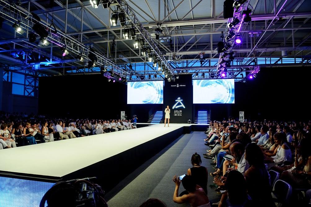 Pasarela Adlib 2015 Recinto Ferial de Ibiza