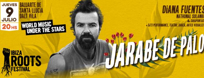 Jarabe de Palo Ibiza Roots Festival