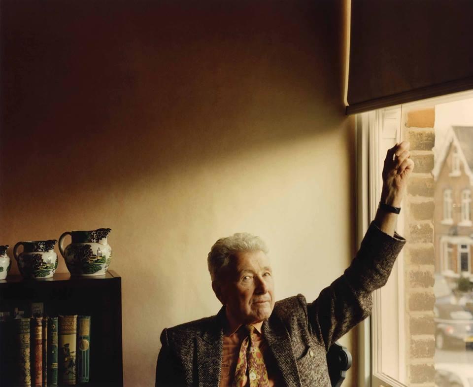 John Allen retrato