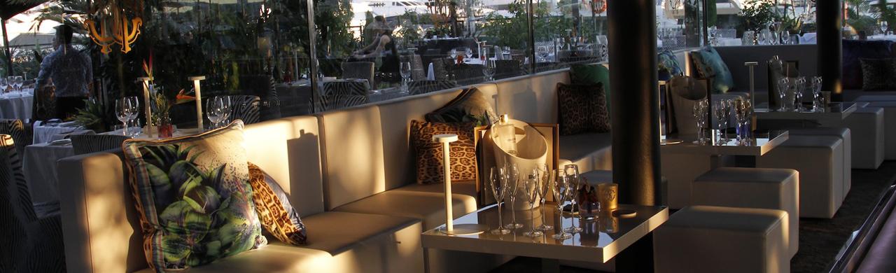 Cavalli Ibiza restaurante