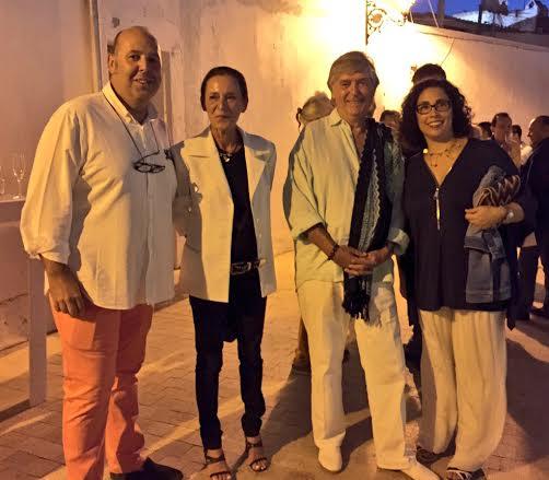 Antonio Beneyto y Daniel Busturia MACE