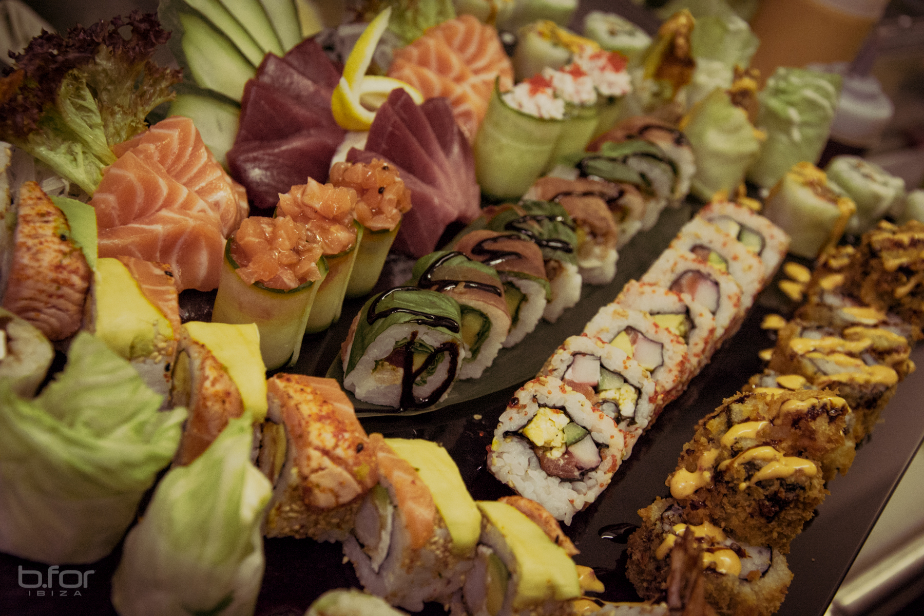 BFor Ibiza comida japonesa