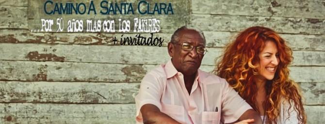 Angela Cervantes Camino a Santa Clara