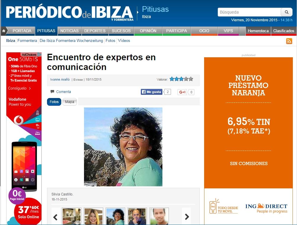 Periódico de Ibiza Fundación Ibit