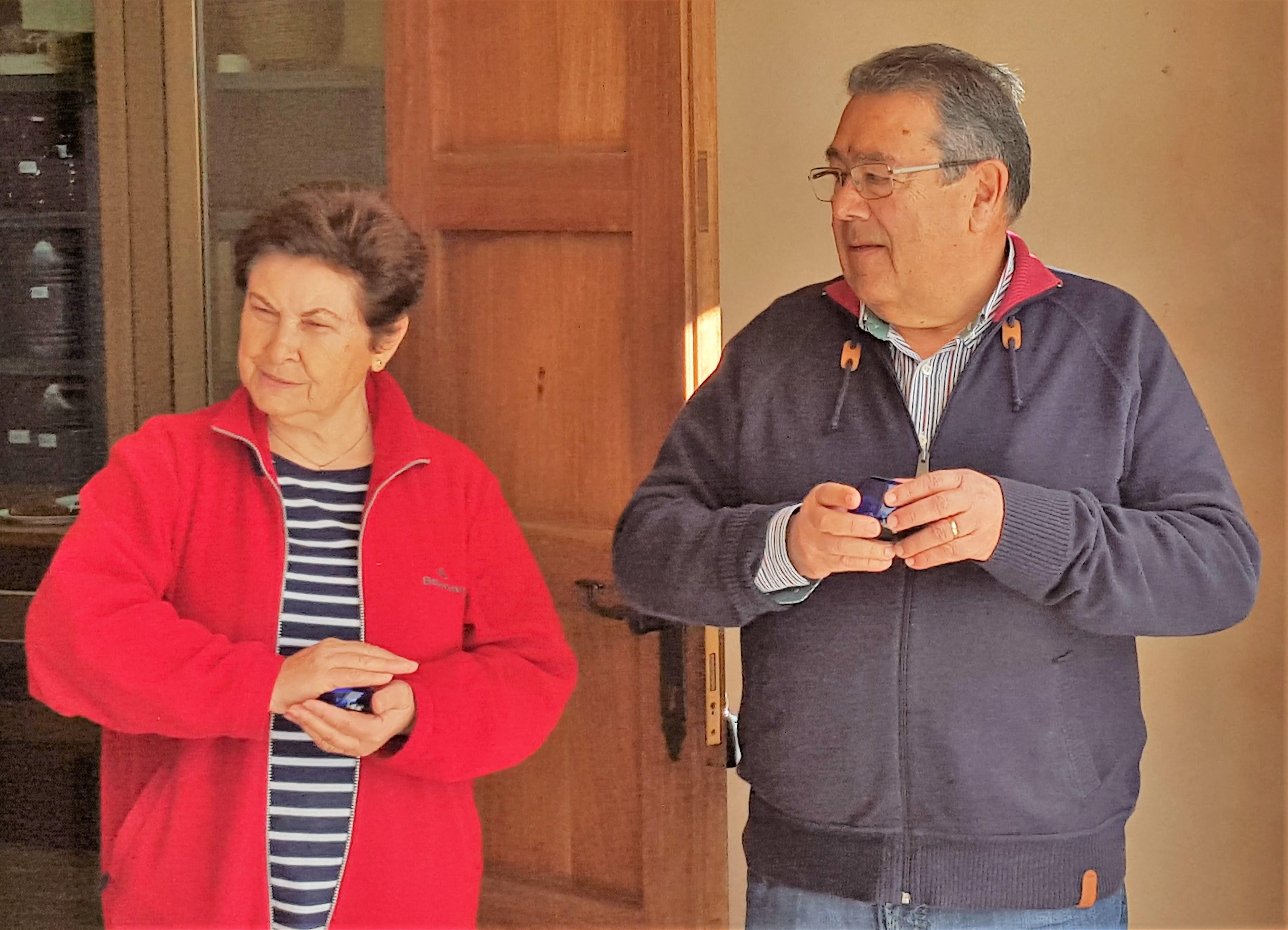 Joan Benet productor aceite oliva Ibiza
