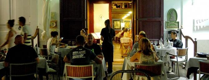 Restaurante Ca N'Alfredo en Ibiza