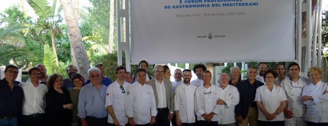 I Foro Profesional Gastronomía Mediterráneo