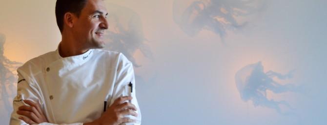 Óscar Molina La Gaia chef Ibiza Gran Hotel