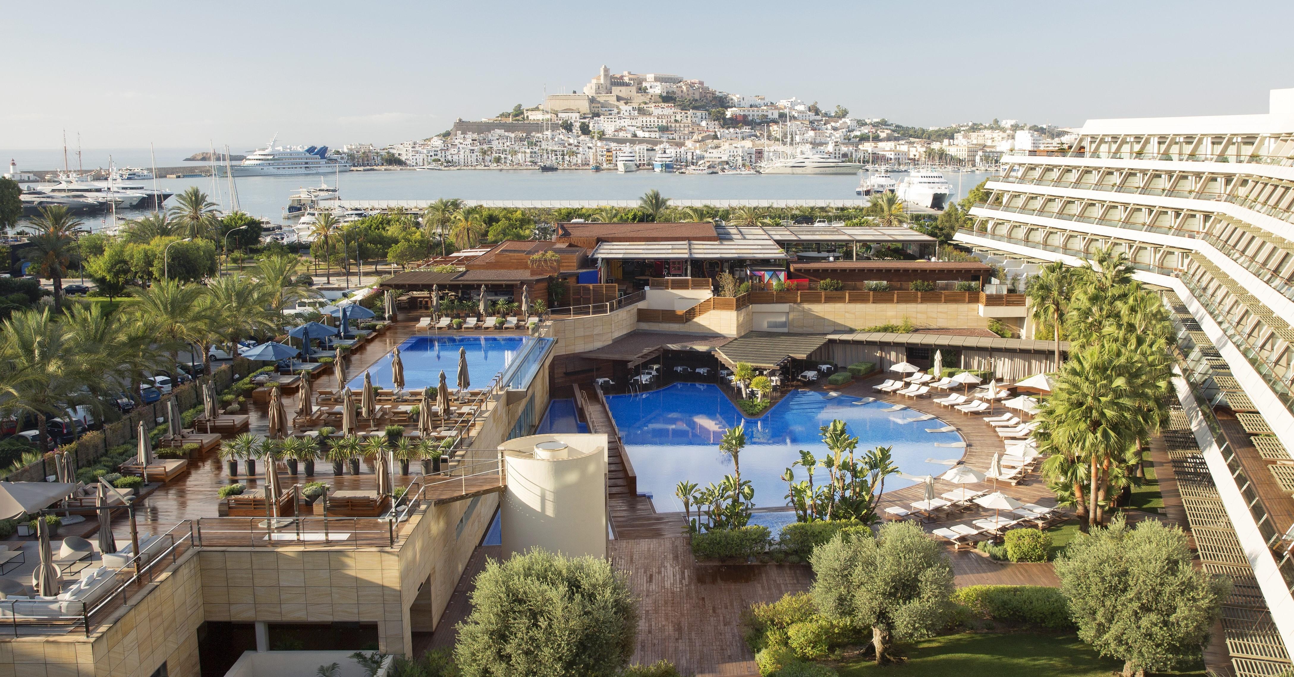 Ibiza Gran Hotel vista general