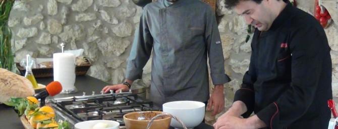 Pepe Rodríguez cocina en Eivissa