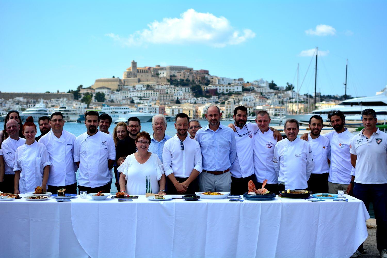 Restaurantes Vive la Posidonia 2018