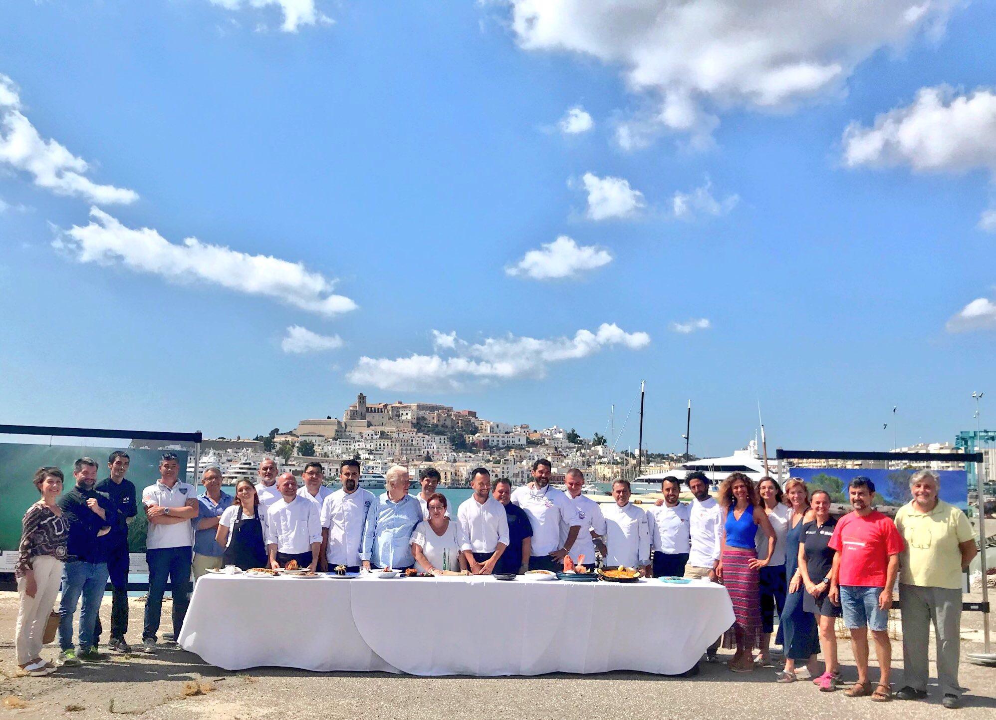 Vive la Posidonia en Ibiza 2018