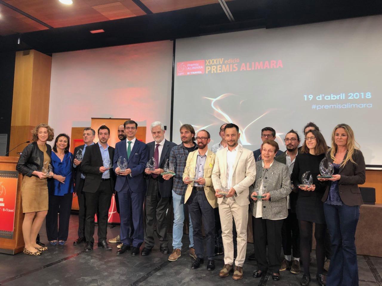 Premio Alimara Viu la Posidonia