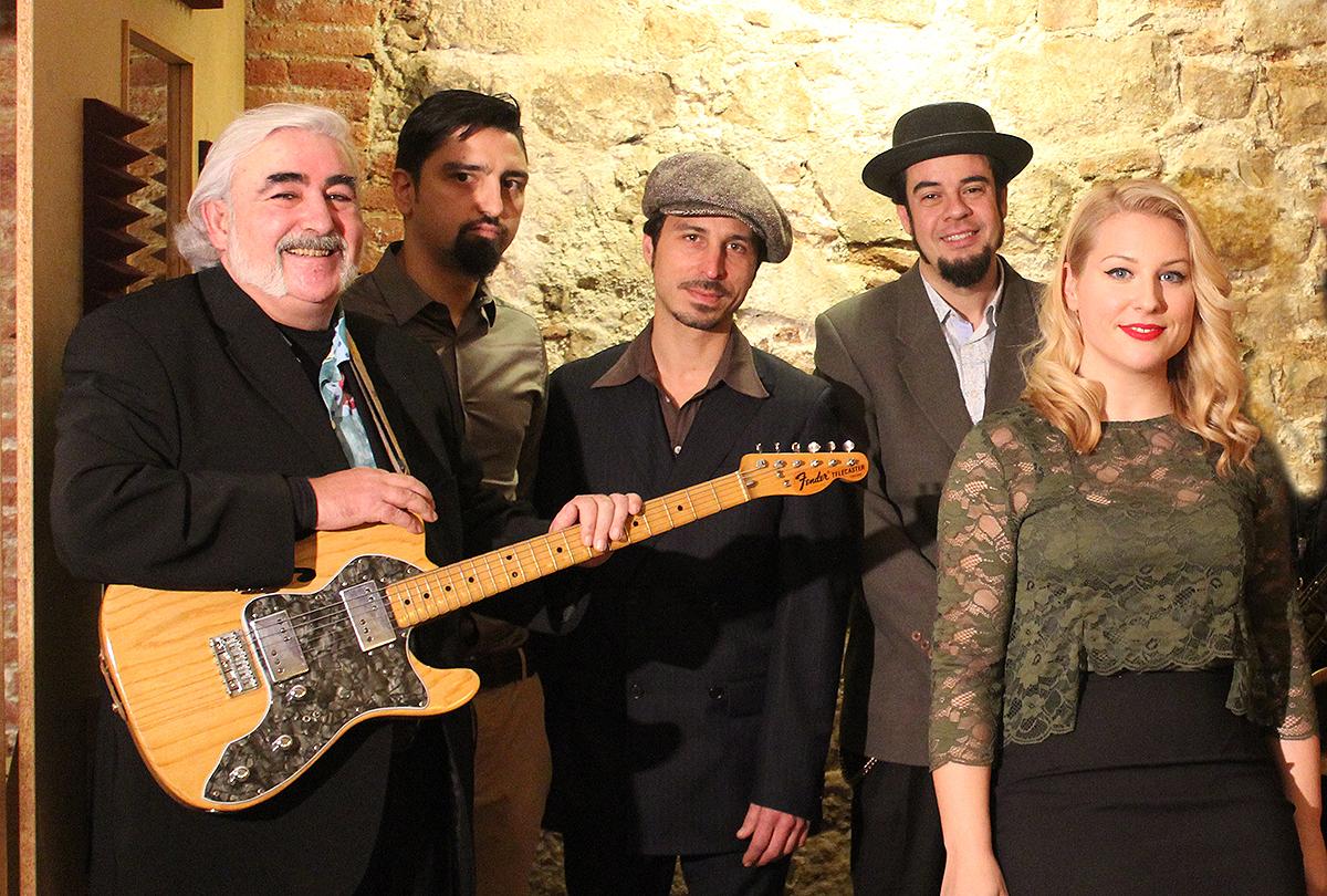 wax & boogie quintet guitar